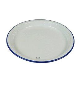 Cabanaz Diner Platte large Weiß 27cm