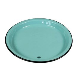 Cabanaz Diner Bord large blauw 27 cm