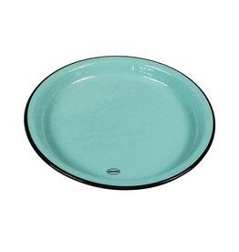 Cabanaz ontbijtbord medium blauw 22 cm