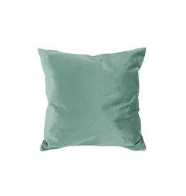 Present Time Dekokissen Tender velvet grayed jade