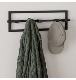 Umbra Coat Rack Cubiko 5 hook black