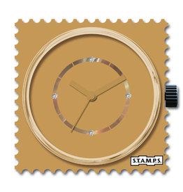 S.T.A.M.P.S Horloge Diamond Circle