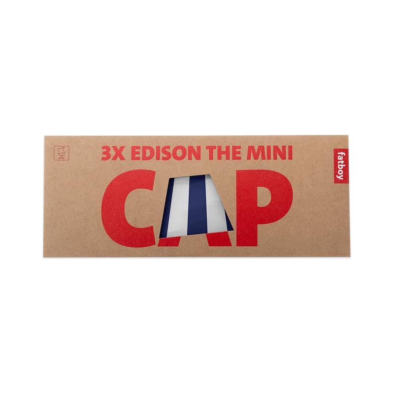 Fatboy Mini Cappie set van 3 Blue Shades