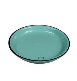 Cabanaz cake plate small blue 16 cm