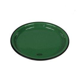 Cabanaz cake plate small dark green 16 cm