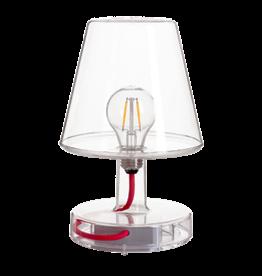 Fatboy Table lamp Transloetje Transparent