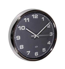Cabanaz Wall Clock Iron Grey
