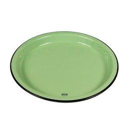 Cabanaz Dinner Plate large vintage green 27cm