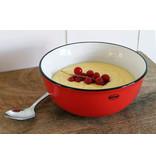 Cabanaz Breakfast bowl red 550 ml