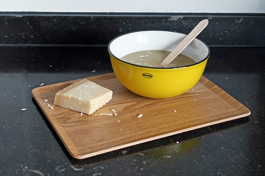 Cabanaz Breakfast bowl yellow 550 ml