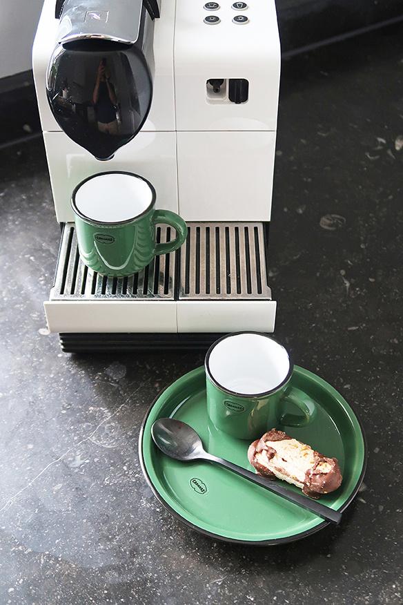 Cabanaz Espresso Kopje donkergroen