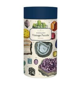 Cavallini & Co Vintage Puzzel 1000 stukjes Mineralogy