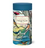 Cavallini & Co Vintage Puzzle 1000 pieces Birds
