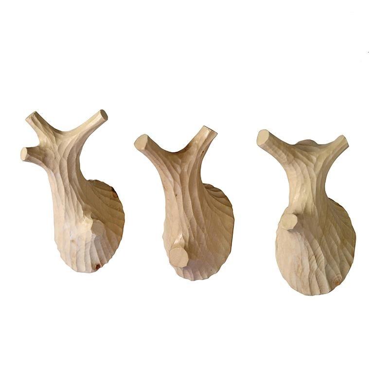 Puhlmann Kapstokhaakjes set/3 Twigs