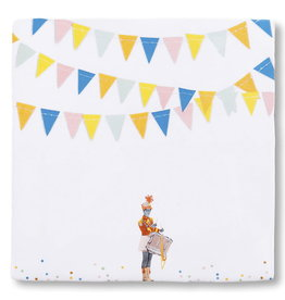 Storytiles  Decorative Tile Here's the Party small