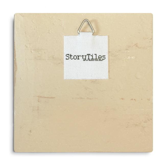 Storytiles  Decorative Tile Feast of Love medium