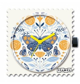 S.T.A.M.P.S Horloge Bloomy Butterfly