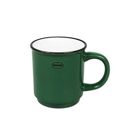 Cabanaz Stackable Mug dark green