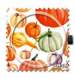 S.T.A.M.P.S Horloge Pumpkin