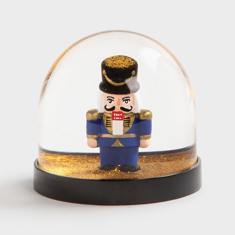 &Klevering Glitter Ball Nutcracker