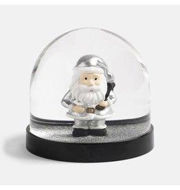 &Klevering Snow Globe Santa