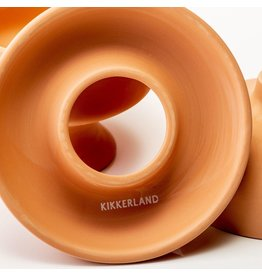 Kikkerland Terracotta Seed Sprouters set of 3