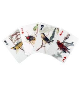 Kikkerland 3-D Playing Cards Birds
