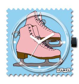 S.T.A.M.P.S Horloge Skating
