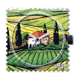 S.T.A.M.P.S Horloge Tuscany