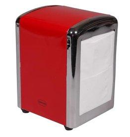 Cabanaz Tissue Dispenser Scarlet Red