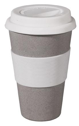 Zuperzozial Travel Mug Cruising Travel Mug Stone Grey
