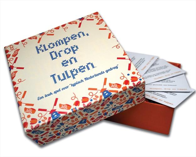 Koelkastpoezie Spel Klompen Drop En Tulpen