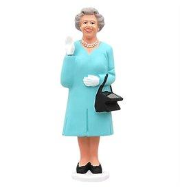 Kikkerland Solar Queen Elizabeth Blue