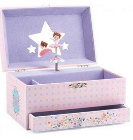 Djeco Music Box Ballerina