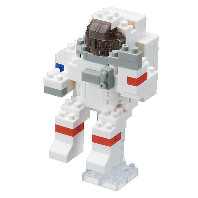 Nano Blocks Building Kit Astronaut