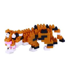 Nano Blocks Building Kit Bengal Tiger