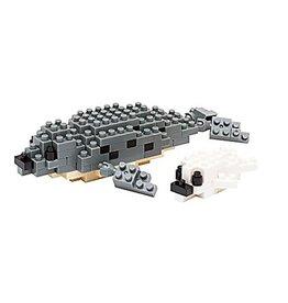 Nano Blocks Bouwpakket Gevlekte Zeehond