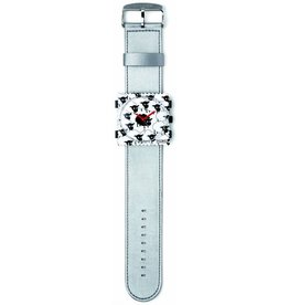 S.T.A.M.P.S Watchband Satin Silver