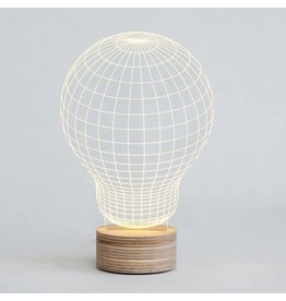Studio Cheha Magic Lamp Bulb