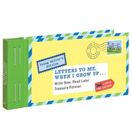 Wild & Wood Wildwood Boekje Letters To Me When I Grow Up