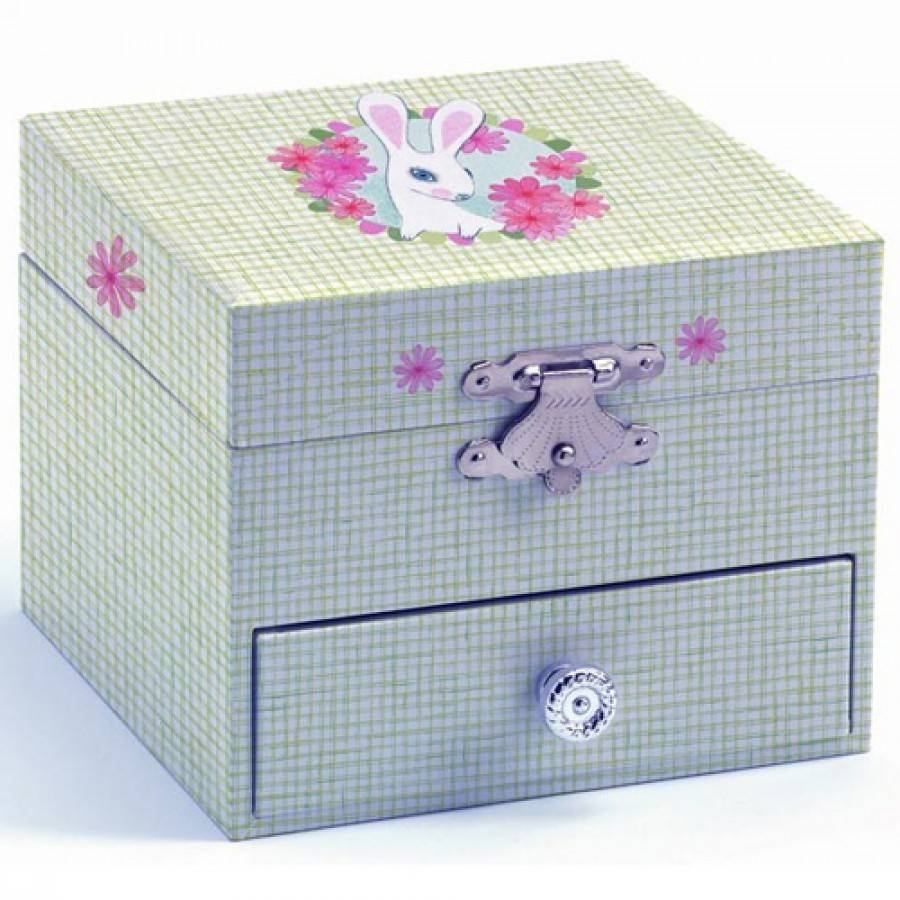 Djeco Music Box The Rabbit's Song