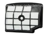Luchtfilter STIHL Kettingzagen 020T, MS200T, Stihl Fijnstoffilters voor Motorkettingzaag, Benzinemotorzaag 020 T - MS 200 T, Stihl Luchtfilters voor Motorkettingzagen, Benzinekettingzagen