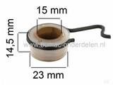 Stihl Wormwiel voor Aandrijving van de Oliepomp bij 044 - 046 - MS341 - MS361 - MS361C - MS362 - MS362C - MS440 - MS441 - MS441C - MS460 Motorzaag, Kettingzaag