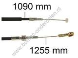Versnellingskabel voor Honda HR194 - HR2150 - HR2160 - HRA2160 Grasmaaiers, Koppelingskabel voor Aandrijving van de Wielen bij Cirkelmaaiers, Gazonmaaiers, Loopmaaiers, Benzinemaaiers