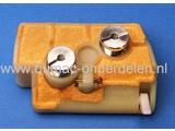 Luchtfilter voor Stihl 024 en 024 AV Kettingzaag - Motorzaag Filter voor Stihl Kettingzagen Luchtfilter met Chokeklep