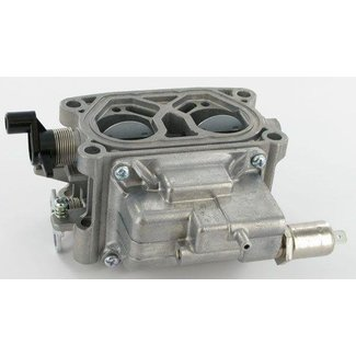 Carburateur voor Honda GCV520 en GCV 530 motor op Zitmaaier en Frontmaaier,