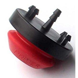Primer voor MTD - Wolf - CubCadet  - Loncin Grasmaaier - Grasmachine, Primer, Balg, Benzinepomp voor het Direct Inspuiten van Benzine voor het Starten