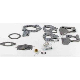 Pakkingset voor Briggs and Stratton Motor 3 en 3,5 Pk met Horizontale Krukas Pakkingset, Revisieset inclusief Sproeiernaald en Veer Dichting Set voor B&S Carburateur, Carburator