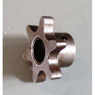 Kleine Tandwiel voor Aandrijving van de Strooiplaat voor Kundstmeststrooier 15-007