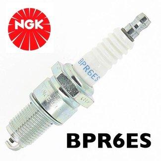 Bougie BPR6ES Voor Grasmaaiers, Zitmaaiers, Frontmaaiers, Duwmaaiers, Loopmaaiers, Kawasaki FC290